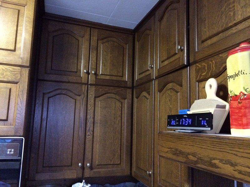 Zandstralen van Keukens